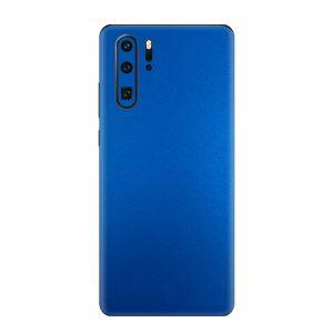 Skin Metal Albastru Mat Huawei P30 Pro