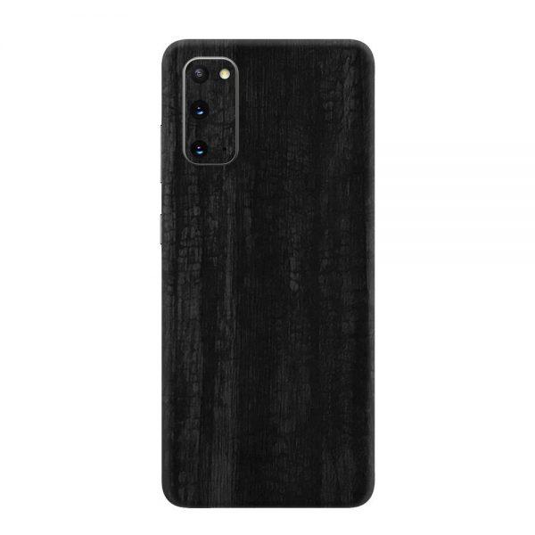 Skin Black Dragonhide Samsung Galaxy S20