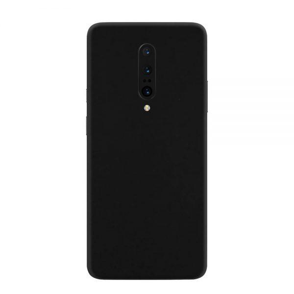 Skin Negru Mat OnePlus 7 Pro