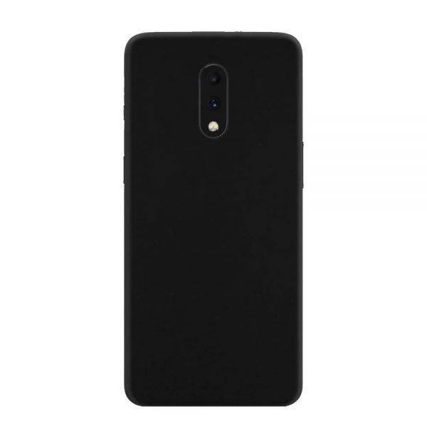Skin Negru Mat OnePlus 7