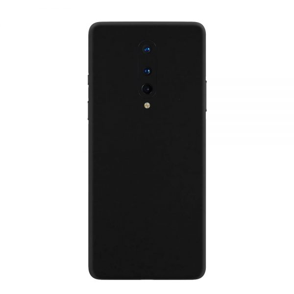Skin Negru Mat OnePlus 8