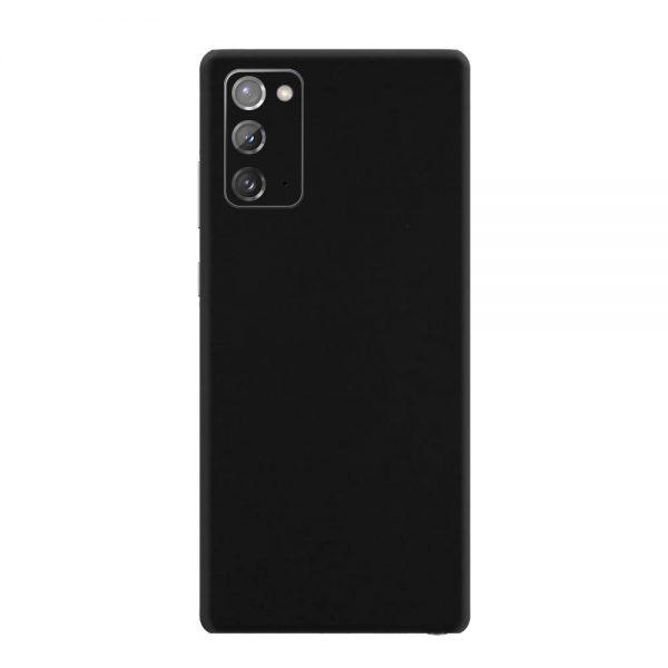 Skin Negru Mat Samsung Galaxy Note 20