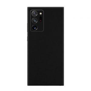 Skin Negru Mat Samsung Galaxy Note 20 Ultra