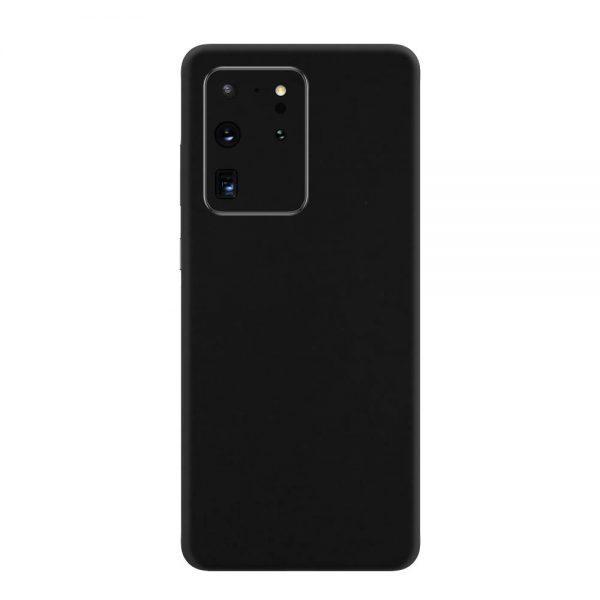Skin Negru Mat Samsung Galaxy S20 Ultra