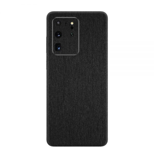 Skin Black Titanium Samsung Galaxy S20 Ultra