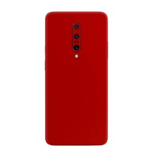 Skin Blood Red OnePlus 7 Pro