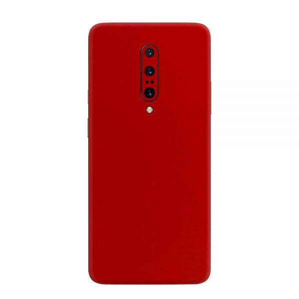 Skin Blood Red OnePlus 7 Pro
