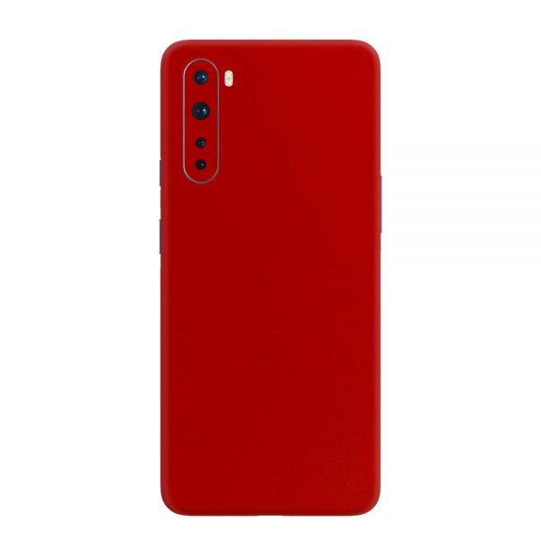 Skin Blood Red OnePlus Nord