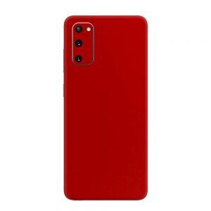 Skin Blood Red Samsung Galaxy S20
