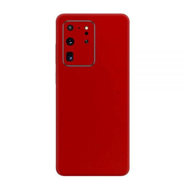 Skin Blood Red Samsung Galaxy S20 Ultra