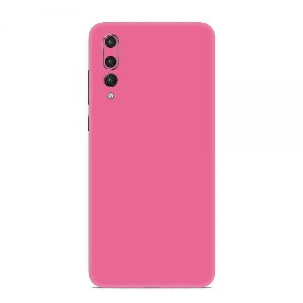 Skin Roz Mat Huawei P20 Pro