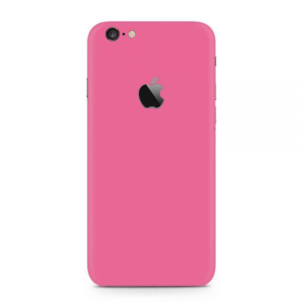 Skin Roz Mat iPhone 6 / 6 Plus / 6s / 6s Plus
