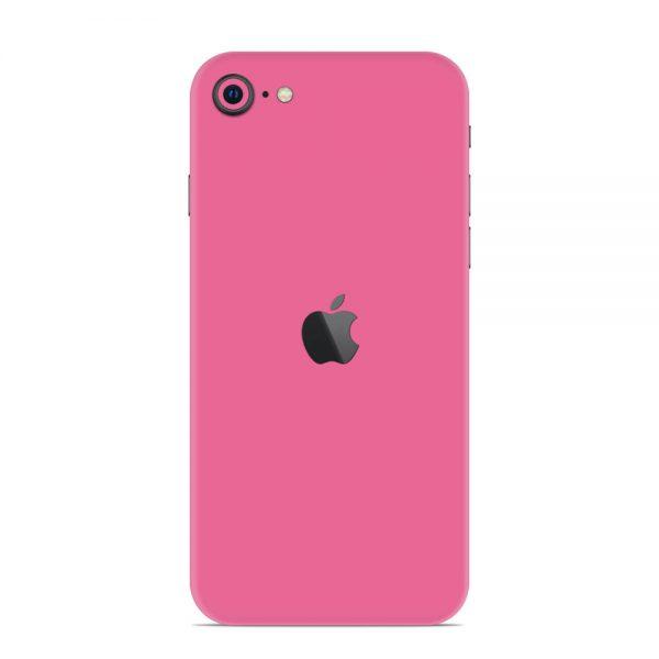 Skin Roz Mat iPhone SE (2020)
