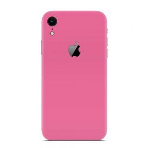 Skin Roz Mat iPhone Xr
