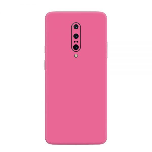 Skin Roz Mat OnePlus 7 Pro