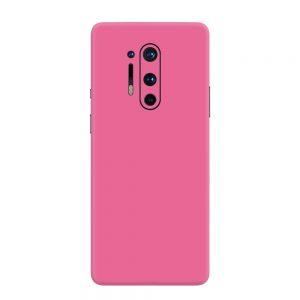 Skin Roz Mat OnePlus 8 Pro