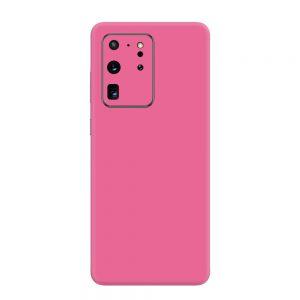 Skin Roz Mat Samsung Galaxy S20 Ultra