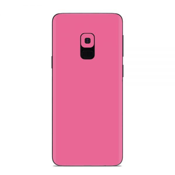 Skin Roz Mat Samsung Galaxy S9