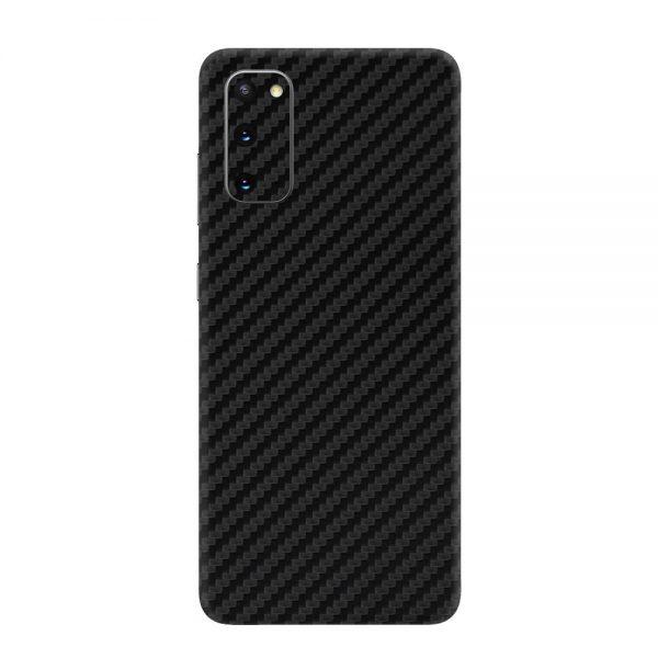 Skin Fibră de Carbon Samsung Galaxy S20