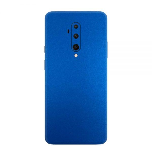 Skin Metal Albastru Mat OnePlus 7T Pro