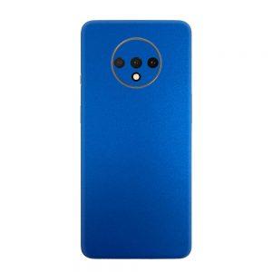 Skin Metal Albastru Mat OnePlus 7T