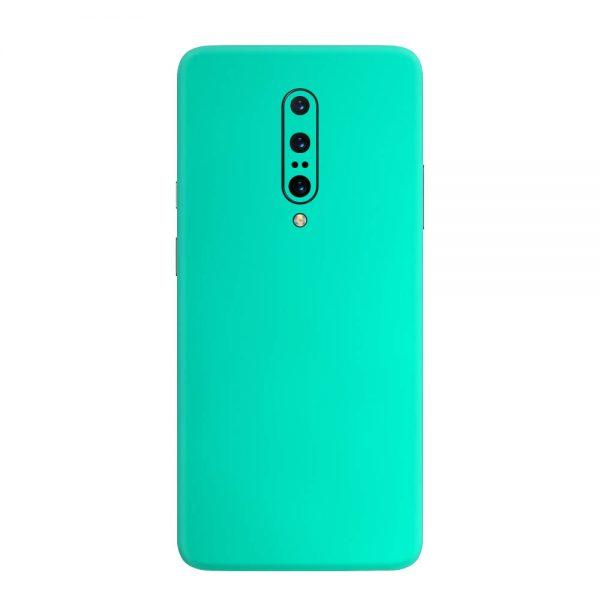 Skin Crom Verde Smarald Mat OnePlus 7 Pro
