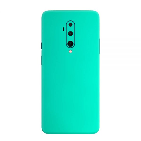 Skin Crom Verde Smarald Mat OnePlus 7T Pro
