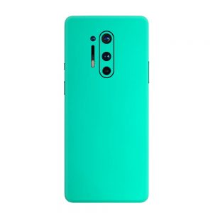 Skin Crom Verde Smarald Mat OnePlus 8 Pro