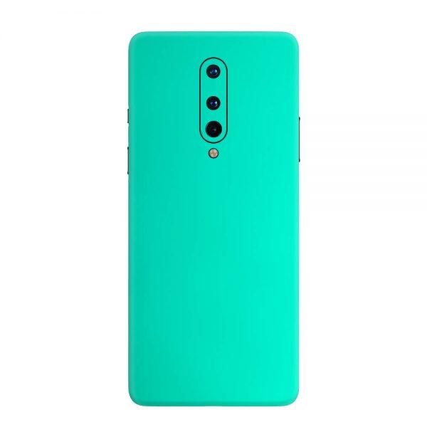 Skin Crom Verde Smarald Mat OnePlus 8