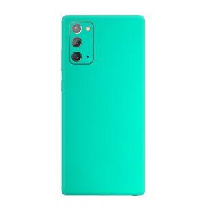 Skin Crom Verde Smarald Mat Samsung Galaxy Note 20