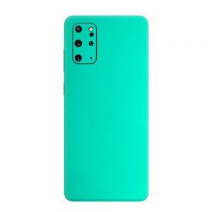 Skin Crom Verde Smarald Mat Samsung Galaxy S20 Plus