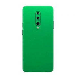 Skin Crom Verde Mat OnePlus 7 Pro
