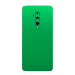 Skin Crom Verde Mat OnePlus 7T Pro