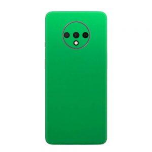 Skin Crom Verde Mat OnePlus 7T
