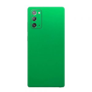 Skin Crom Verde Mat Samsung Galaxy Note 20