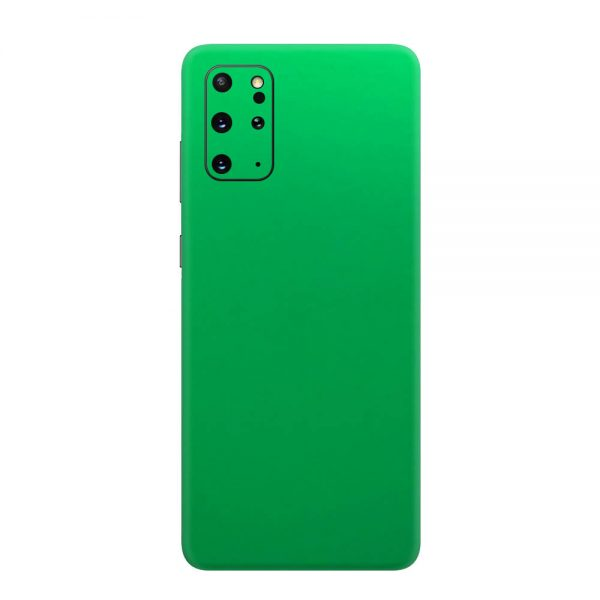 Skin Crom Verde Mat Samsung Galaxy S20 Plus