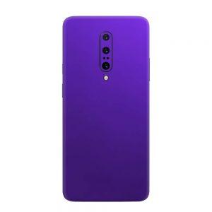 Skin Crom Violet Mat OnePlus 7 Pro