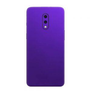 Skin Crom Violet Mat OnePlus 7