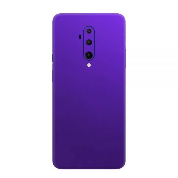 Skin Crom Violet Mat OnePlus 7T Pro