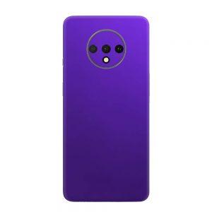 Skin Crom Violet Mat OnePlus 7T