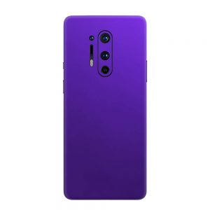Skin Crom Violet Mat OnePlus 8 Pro
