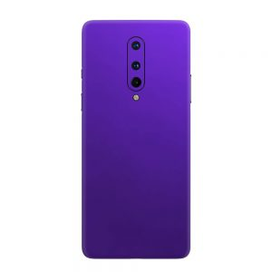 Skin Crom Violet Mat OnePlus 8