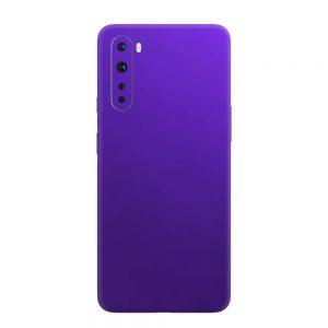 Skin Crom Violet Mat OnePlus Nord