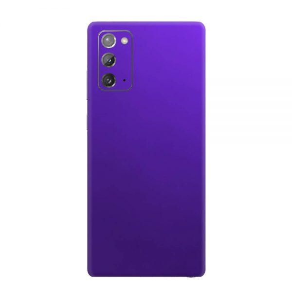 Skin Crom Violet Mat Samsung Galaxy Note 20