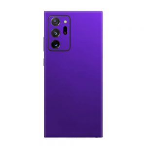 Skin Crom Violet Mat Samsung Galaxy Note 20 Ultra