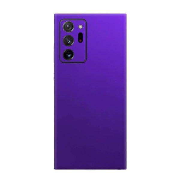 Skin Crom Violet Mat Samsung Galaxy Note 20 Ultra