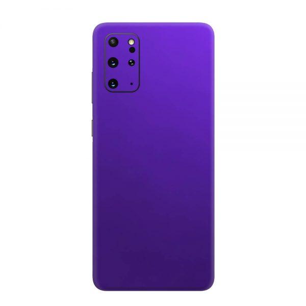 Skin Crom Violet Mat Samsung Galaxy S20 Plus