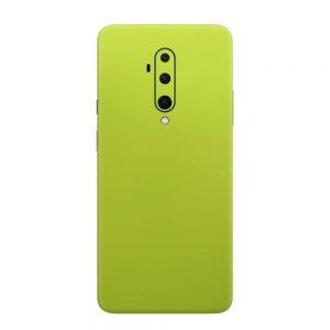 Skin Crom Galben Verzui Mat OnePlus 7T Pro