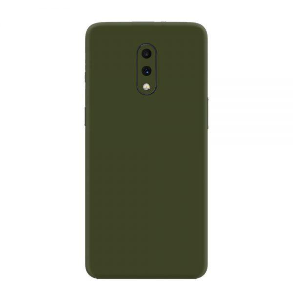 Skin Nato Green Mat OnePlus 7