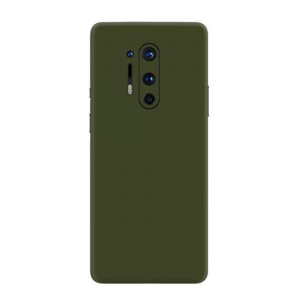 Skin Nato Green Mat OnePlus 8 Pro